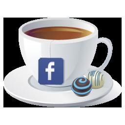 facebook-Tasse